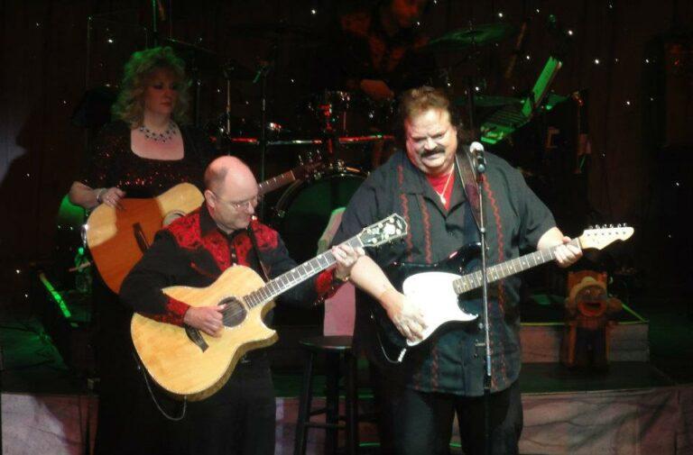David Jolley with Steve Hall