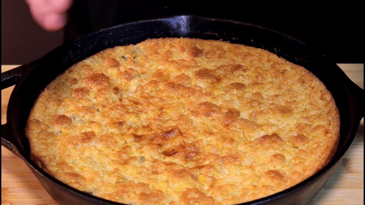 Corn Bread Skillet Recipe