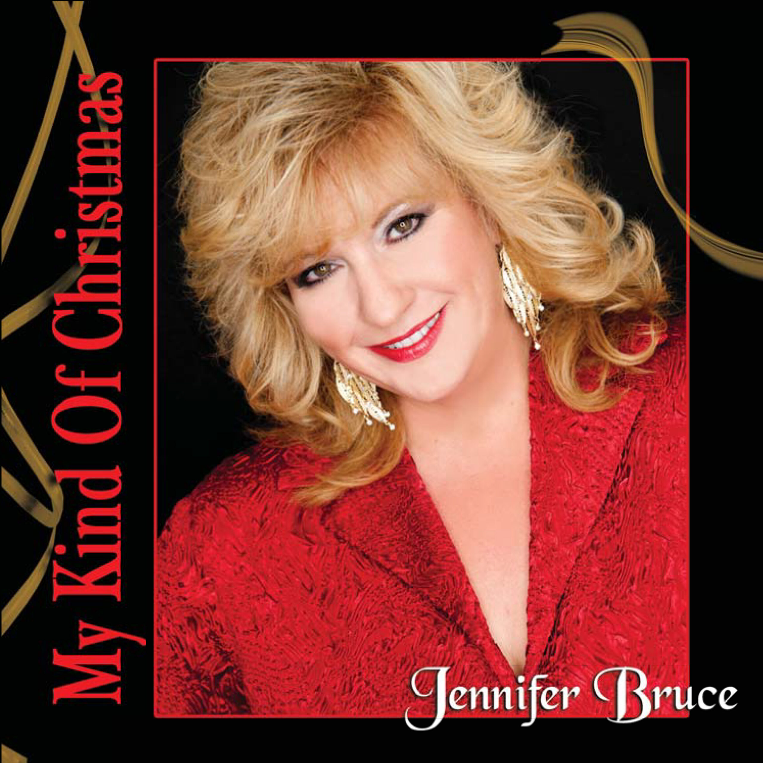 Jennifer Bruce - My Kind of Christmas CD