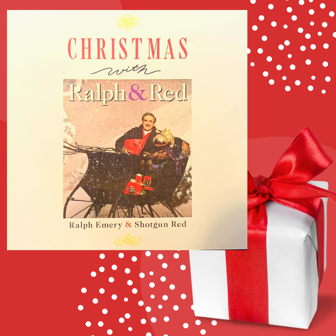 Christmas with Ralph and Red CD