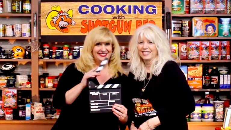 Cooking with Shotgun Red