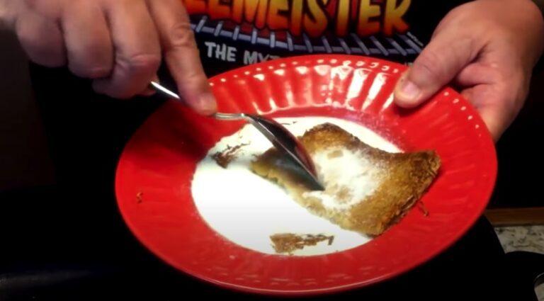 Fried Shredded Wheat