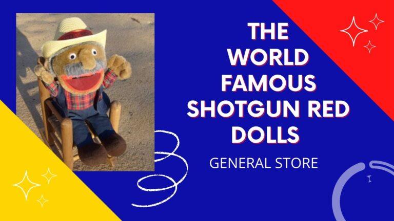 Shotgun Red Doll Gen Store