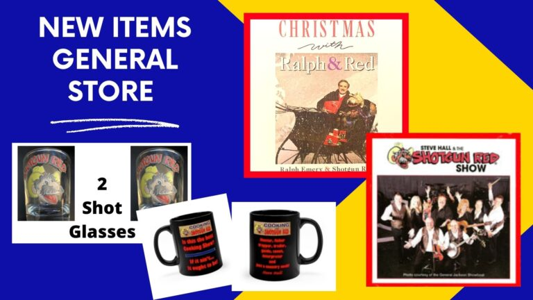 New items General Store